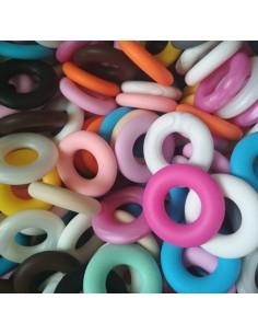 Aros de silicona de 43mm