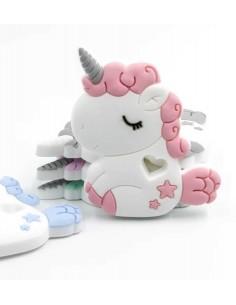 Mordedor unicornio bebé