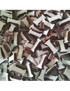 Letras de madera 2cm Letra I