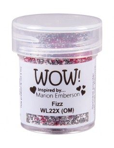Polvos embossing Wow! Fizz