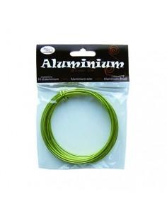 Alambre de aluminio 2mm...