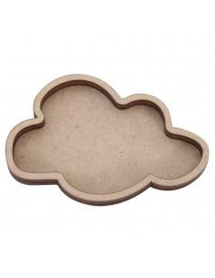 Shaker de madera nube 13,6...
