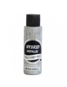 Pintura multisuperfircies hybrid metalizada plata