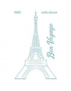Stencil de 20x28,50cm Torre...