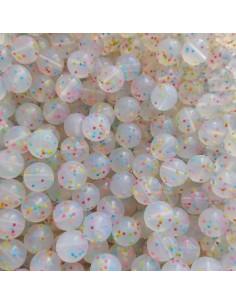 Bola de silicona confetti (...